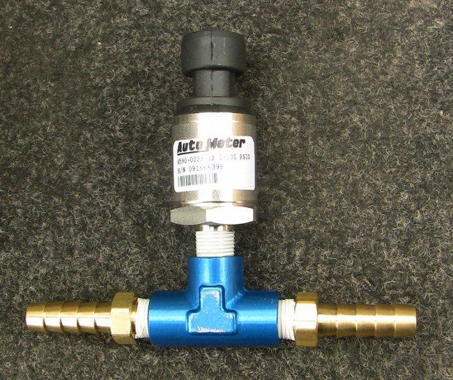 fuel oil pressure transducer installation guide image