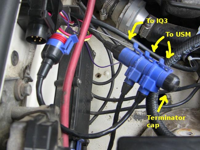 Installing Auto Meter Fuel Pressure Gauge With Racepak USM
